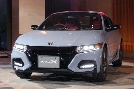 ホンダの軽スポーツカー「S660」の生産が2022年3月で終了。これに関連して、最後のスペシャルバージョンと...