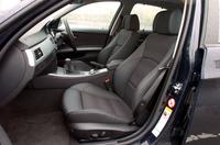BMW 320i(6AT)【試乗記】の画像