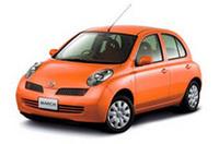 「日産マーチ」に便利な装備を与えた特別仕様車の画像