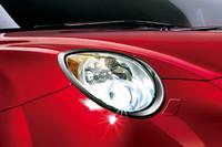 アルファの「ミト」に真っ赤な特別仕様車の画像