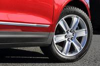 テスト車には乗り心地や静粛性などで不利とさせるスタッドレスタイヤが装着されていたが、「XT5クロスオーバー」はドライ路面でも快適そのものだった。