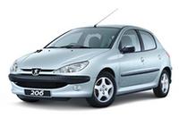プジョー、特別仕様車「206Style Premium」を300台限定で発売の画像