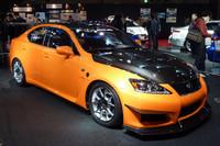 トヨタ、GRMNとG'sの両ブランドに新型車【東京オートサロン2011】