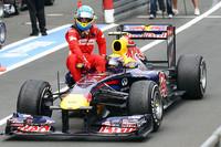 第10戦ドイツGP「ベッテルの大量リードの減らし方」【F1 2011 続報】