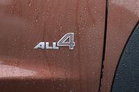 「ALL4」は、電磁式のセンターデフにより、前後輪に駆動力を配分するフルタイム4WDシステム。「クーパーS」のみに設定されている。