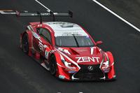 No.1 ZENT CERUMO RC F。最終的に、大差をつけて今季初勝利を手にした。今回レクサス勢は、6位までに5台が入るという健闘を見せた。