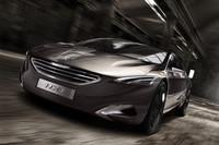 プジョー、2台のディーゼルハイブリッド車を公開【フランクフルトショー2011】