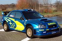 スバル「インプレッサWRC2004」、WRCメキシコで実戦デビューの画像