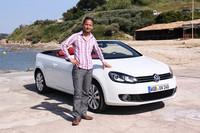 """第430回:どこまでヤルの? VW流ハイクオリティ戦略 新型「ゴルフカブリオレ」は""""味のオープン""""だっ!!の画像"""