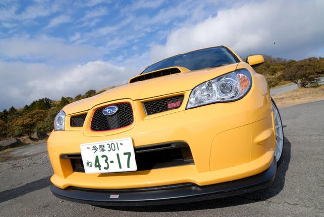 スバル・インプレッサWRX STI specC TYPE RA-R (4WD/6MT)【試乗記】