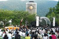 夜の箱根で、アウディ協賛のジャズイベント開催の画像