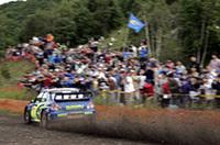 相次ぐトラブルに見舞われたスバル勢は、クリス・アトキンソンの4位がベストリザルト。(写真=Subaru)
