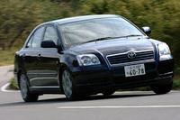 トヨタ・アベンシスXi セダン(FF/4AT)【ブリーフテスト】の画像