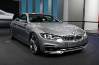BMWは新型「4シリーズ」クーペの予告編を公開。