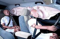 ホンダ、「サイドカーテンエアバッグ」を新開発の画像