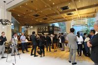 世界初、東京・渋谷にボッシュのカフェが登場の画像