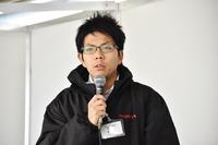 「S660」のLPL(ラージ・プロジェクト・リーダー)を務めた本田技術研究所 四輪R&Dセンターの椋本 陵氏。