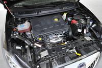 1742ccの直4ターボエンジンはシリーズ最強の200psを発生する。フィアット・パワートレイン・テクノロジー社が開発し、アルファ・ロメオには「1750」という懐かしの車名とともに搭載される。