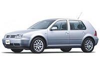 VWゴルフに、レザー仕様の特別仕様車の画像