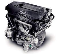 「マツダ・プレマシー」、新型エンジンでパワーアップ