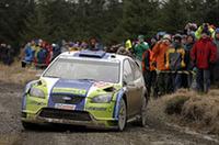 【WRC 2006】最終戦ラリーGB、グロンホルム&フォードが優勝で締めくくるの画像