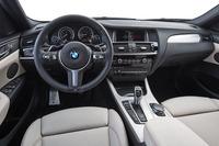 BMW、X4に高性能スポーツモデルM40iを設定の画像