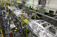 キャッスル・ブロムウィッチのジャガー工場
