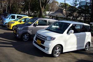 ホンダ軽自動車取材会(前編)【試乗記】