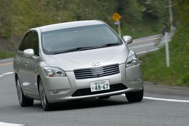 トヨタ・マークX ジオ350G(FF/6AT)/240G(FF/CVT)【試乗速報】