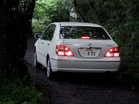 トヨタ・ブレビスAi250(5AT)【ブリーフテスト】の画像