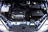 フォード・フォーカス2000GHIA 5ドアハッチバック(4AT)【試乗記】の画像