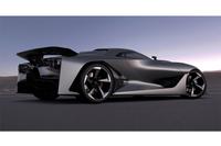 日産がプレステ向けスーパーカーを公開の画像