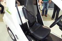 でも、シートベルトが付いているのでゲームではない。