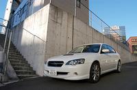 スバル・レガシィB4 2.0GT spec.B(5MT)【ブリーフテスト】