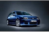 VW「ゴルフR32」に5ドア右ハンドル仕様追加の画像