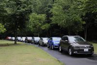 全長4500mm以下で300万円台のクラスを中心とした注目のSUV9台。200万円台の日本車代表2台がどこまで欧米勢と並んだのか? それとも……。評価が気になるところ。(photo:北畠主税)