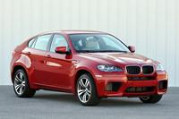 「BMW X6 M」