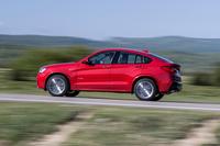 BMWの新型クロスオーバー「X4」受注始まるの画像