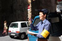 まずはお昼の旧市街に立って調査開始。