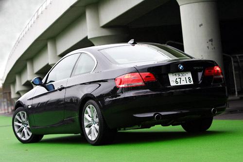BMW 335iクーペ (FR/6AT) 【ブリーフテスト(中編)】