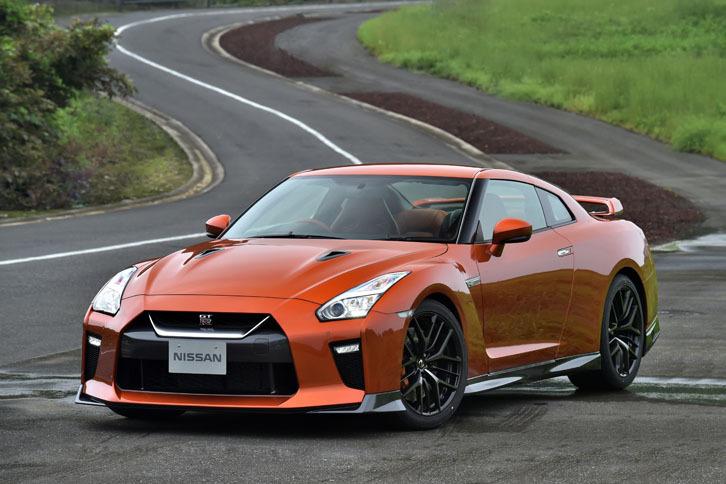 日産GT-Rプレミアムエディション(4WD/6AT)【試乗記】
