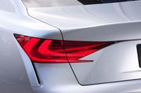 トヨタ、「レクサスLF-Gh」を公開【ニューヨークショー2011】