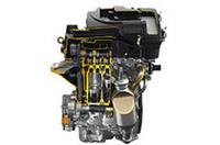 1リッター直3「1KR-FE型」エンジン