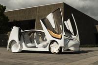 トヨタ、モビリティー社会の未来像を具現した「Concept-愛i」を発表の画像