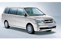 三菱自動車、ミニバン「ディオン」をマイナーチェンジの画像