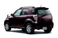 トヨタ、コンパクトSUV「ラッシュ」を一部改良