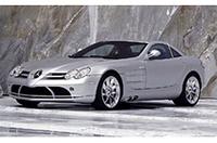 メルセデスベンツ「SLRマクラーレン」オフィシャルフォト公開の画像