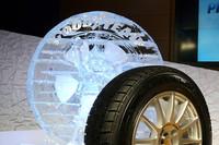 グッドイヤーがスタッドレスタイヤ「ICE NAVI ZEA II」を発表