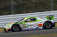 GT300クラスは、No.101 TOY STORY Racing MR-S(新田守男/高木真一組)が最終戦のウィナーに。