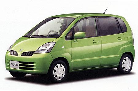 日産MOCO&MOCOターボ(4AT)【試乗記】